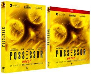 Possessor - BR et DVD