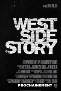 West Side Story - affiche remake