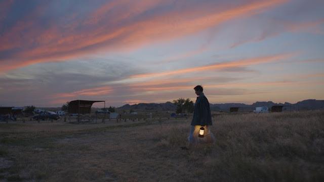 Frances McDormand - Nomadland