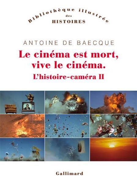 Le cinema est mort vive le cinema - livre