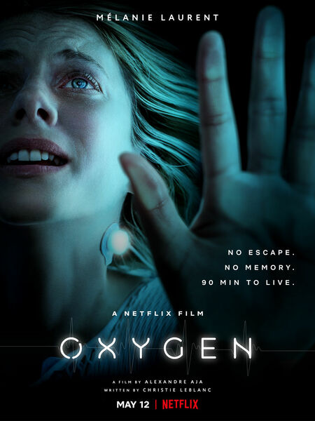 Oxygene - Netflix - affiche