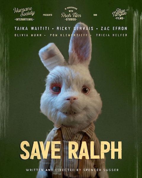 Salvar Ralph - pôster