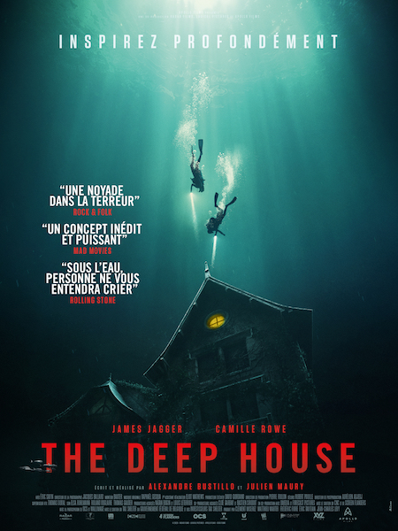 The Deep House -affiche