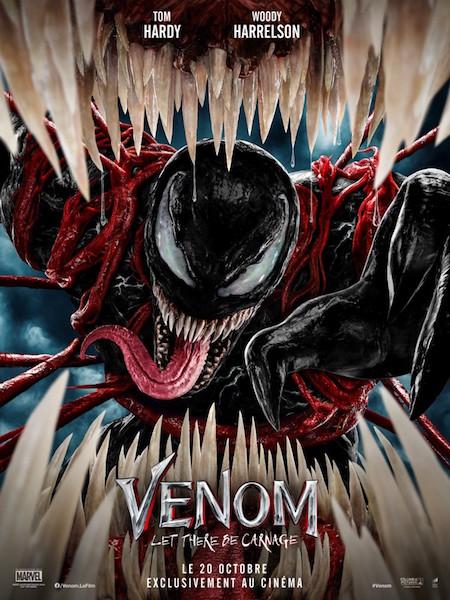 Venom - Carnage - affiche