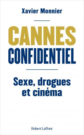Cannes confidentiel - livre