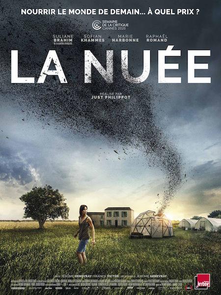 La Nuee - affiche