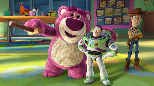Ned Beatty voix de Lotso - Toy Story 3