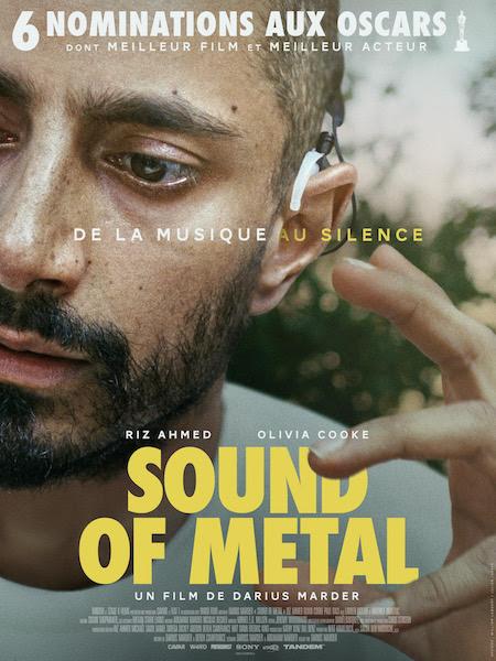 Sound of Metal - affiche