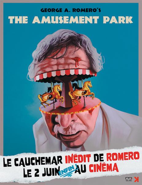 The Amusement Park - affiche