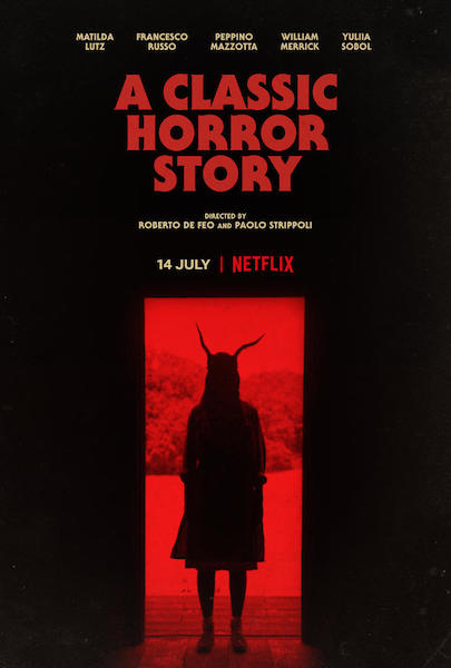 A Classic Horror Story - affiche