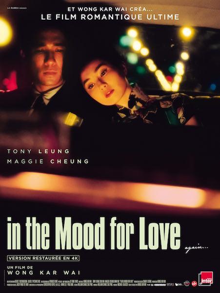 In the Mood for Love - affiche version restauree 4K