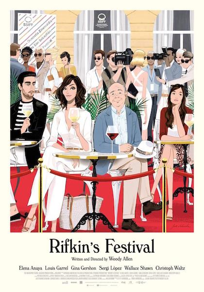Rifkins Festival - affiche