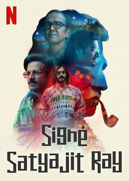 Signe Satyajit Ray - affiche