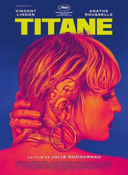 Titane - affiche