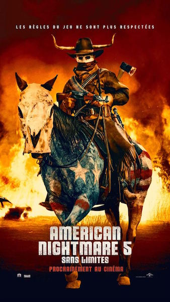 American Nightmare 5 sans limites - affiche