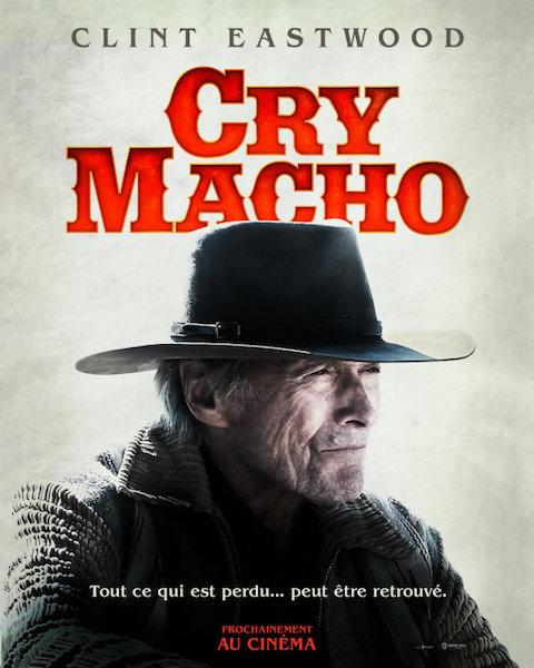 Cry Macho - affiche