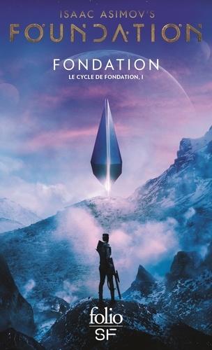 Fondation (Foundation) -  tome 1 - Isaac Asimov - livre