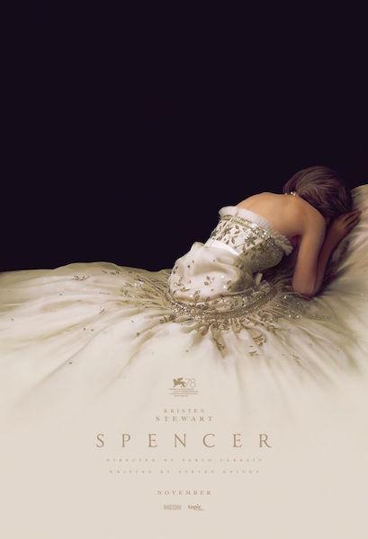 Spencer - affiche