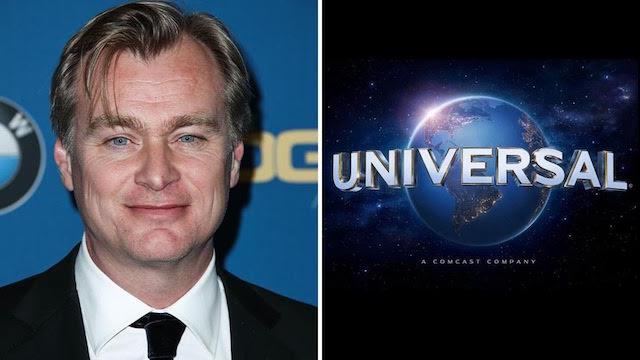 Christopher Nolan - Universal Pictures