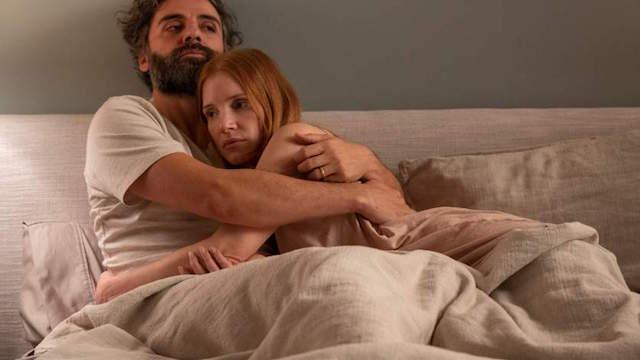 Jessica Chastain et Oscar Isaac - Scenes de la vie conjugale