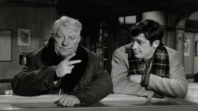 Un singe en hiver - Henri Verneuil - avec Jean Gabin et Jean-Paul Belmondo